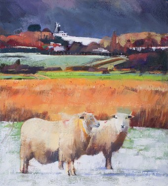 Two Sheep, Pett Level